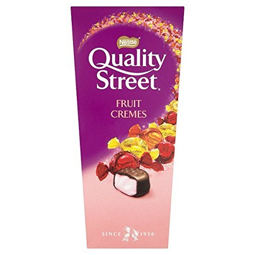 Quality Street Fruit Cremes 344g