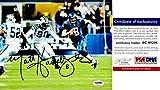 #10: Matt Hasselbeck Autographed Photograph - 8x10 Certificate of Authenticity COA) - PSA/DNA Certified - Autographed NFL Photos