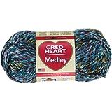 RED HEART Medley Yarn, Energy