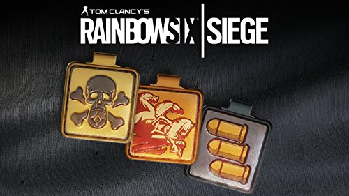 Tom Clancy's Rainbow Six Siege - Ops Icon Charm Bundle DLC [Online Game Code]