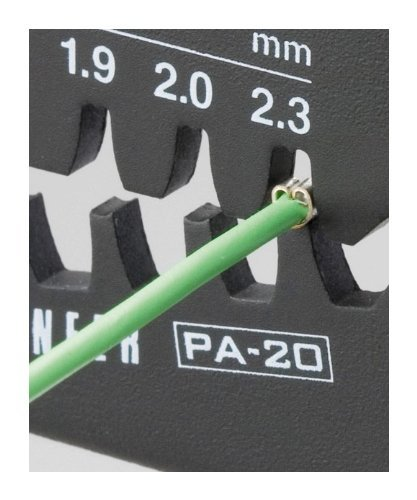 Engineer Inc PA-20 Precise Universal Wire Terminal Crimping Tool by Engineer (Image #2)