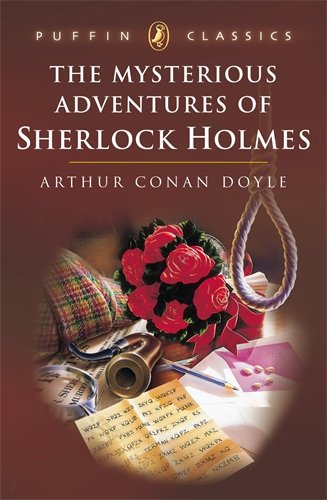 The Mysterious Adventures of Sherlock Holmes (Puffin Classics)