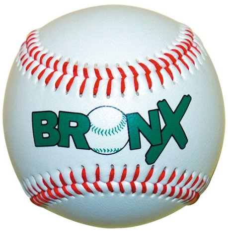 Bronx BB9SAF, Confezione 12 palle da baseball Safety, 23 cm Louisville Slugger 890BB9SAK