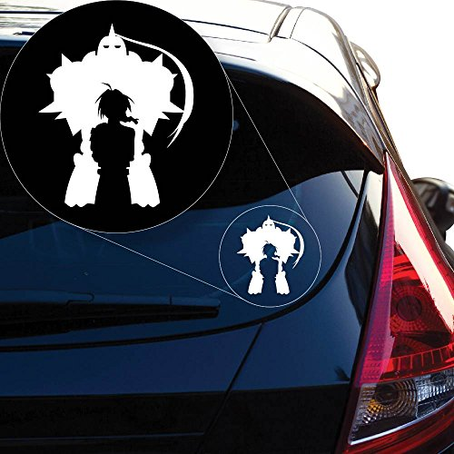 Yoonek Graphics Fullmetal Alchemist Vinyl Decal Sticker # 873 (6