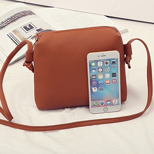 Dames Tassen Handles Parts Women Yesmile The Hiking Four Brown Set Crossbody Bag Schoudertassen Tasje Wallet Rugzakken ffFxqrwa