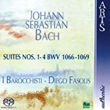 J.S. Bach: Suites Nos. 1-4, BWV 1066-1069 [Hybrid SACD]