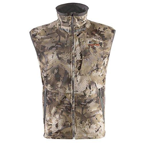 Sitka Dakota Vest, Optifade Waterfowl, XXX Large by Sitka Gear