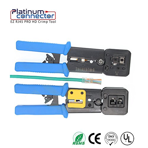 Crimping Platinum Connector Cutter Stripping