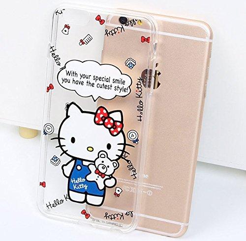 Hello Kitty iPhone 6 (4.7 Zoll) funda Cover Carcasa y fundas Carcasas y fundas (Model 3) Model 8