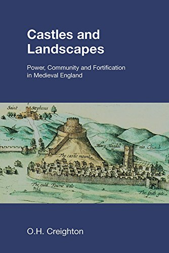 Castles and Landscapes (Studies in the Archaeology of Medieval Europe)
