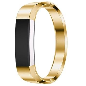 Bracelet métallique de montre Fitbit Alta et Alta HR - Bracelet de montre de