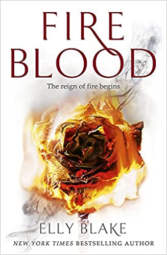 Image result for fireblood book