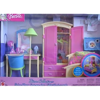 Awesome Barbie Bedroom Set Decoration Ideas