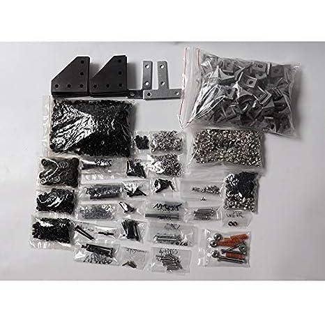 1Set BLV MGN Cube Impresora 3D tornillos completos, tuercas ...