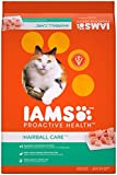 Iams Proactive Health Adult Hairball Care Dry Cat Food With Chicken And Salmon, 22 Lb. Bag