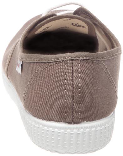 Taupe Unisex Adulto Beige Sneaker Inglesa Victoria Lona qSFZ1wxfWY