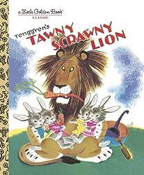 Tawny Scrawny Lion (Little Golden Books)