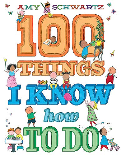 Book Cover: 100 Things I Know How to Do