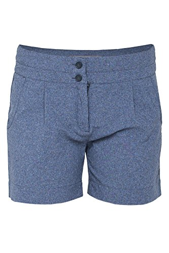 Lija Short - Lija Women's League Shorts, Heather Blackberry, Size 6