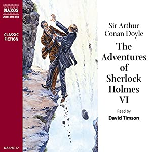The Adventures of Sherlock Holmes VI Hörbuch
