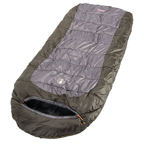 Coleman Big Basin 15 Big and Tall Adult Sleeping Bag by Coleman
