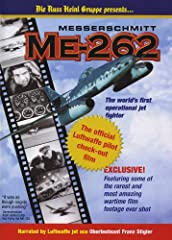 This historic film footage was actually employed by the Luftwaffe to initiate their ace pilots to the Messerschmitt ME-262 jet fighter. While some cuts from this film may have been previously seen, it is believed that this entire uncut versio...