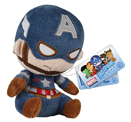 Captain+America Products : Funko Mopeez: Marvel - Captain America Action Figure