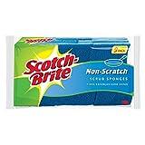 Scotch-Brite Esponja, Sin rasguños, 9  piezas, 1 paquete