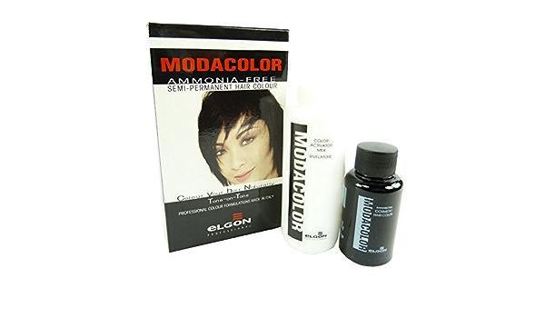 Elgon Modacolor Semi Permanent Colour - Coloración del ...