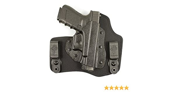 f37804296cff Amazon.com  Desantis Invader Inside The Waistband Holster Right Hand 1911  Goverment and Commander 4