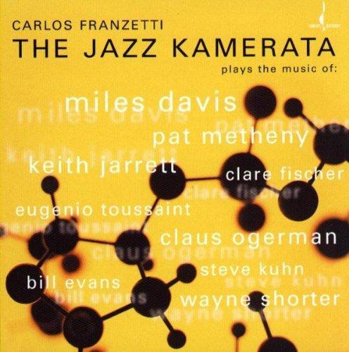 SACD : Carlos Franzetti - Jazz Kamerata (Hybrid SACD)