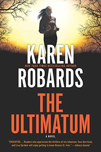 The Ultimatum: An International Spy Thriller (The Guardian Book 1) by [Robards, Karen]
