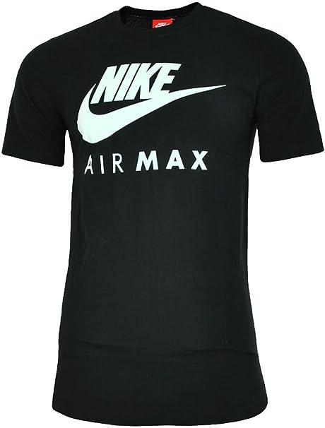 Nike Air Max Tee Men's Sport Slim Fit Fitness Cotton Shirt T