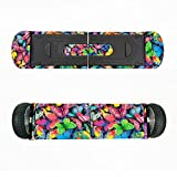MightySkins Skin For Swagtron T8 Hoverboard - Butterfly Party | Protective, Durable, and Unique Vinyl Decal wrap cover | Easy To Apply, Remove, and Change Styles | Made in the USA