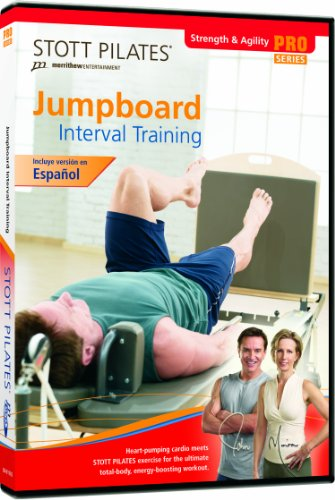 STOTT PILATES Jumpboard Interval Training (English/Spanish)