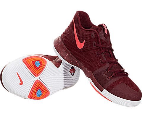 Nike Kids Kyrie 3 GS Warning Basketball shoes 859466-681 | Comprar en  Argentina
