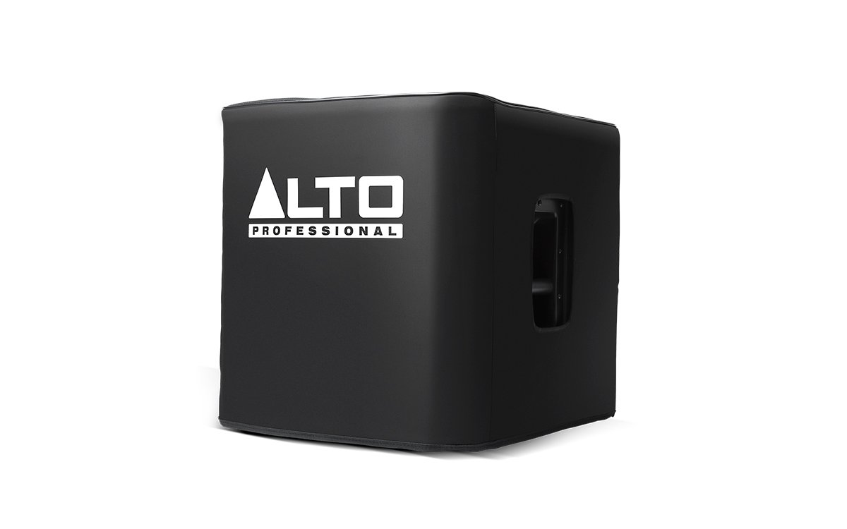 Alto Professional TS212S Cover | Padded Slip-on Cover for Truesonic TS212S Powered Subwoofer