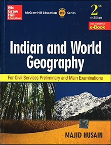 Indian and World Geography by Majid Husain PDF Download for Exams