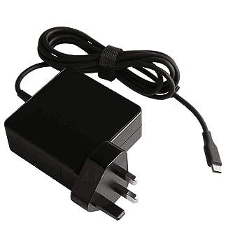 Adaptador de Corriente USB-C DE 45 W, Tipo C, Cargador para ...