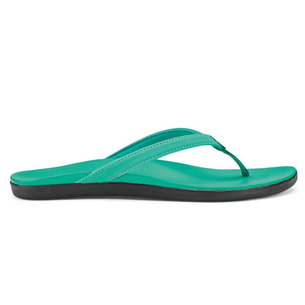 Swell Green Swell Green OluKai Ho'opio Leather Sandal - Women's
