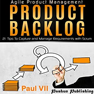 Agile Product Management: Product Backlog Audiobook