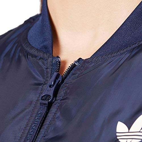 Adidas Mujer Chaqueta Blue Superstar Blu Geology 36 OORwxq