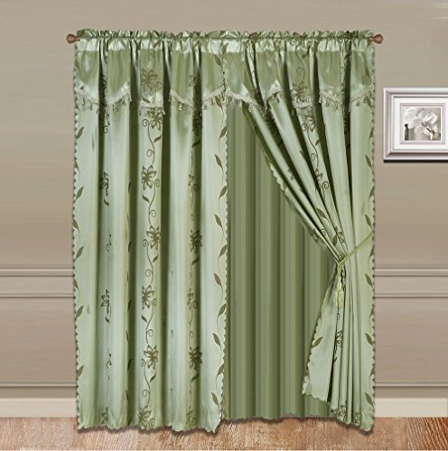 Curtain Sets Living Room Amazon Com