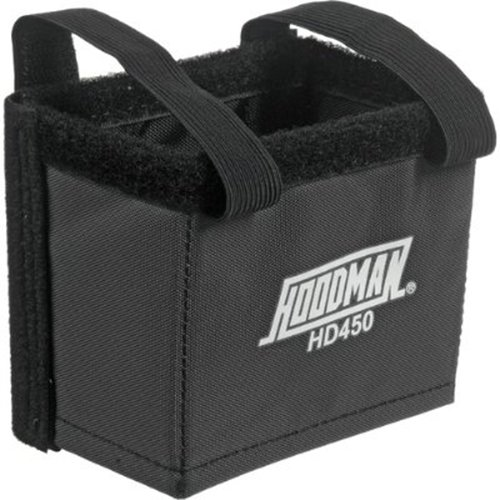 Hoodman 4-inch Widescreen LCD Hood for Canon XF Series - Hoodman HD450
