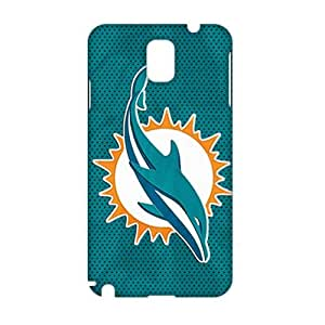 WWAN 2015 New Arrival miami dolphins new logo 3D Phone Case for Samsung NOTE 3