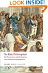 The First Philosophers: The Presocrat...