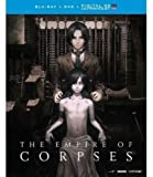 Project Itoh: Empire of Corpses [Blu-Ray + DVD + Digital HD Ultraviolet] [Italia] [Blu-ray]