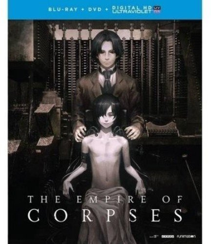 Project Itoh: The Empire of Corpses [Blu-ray]