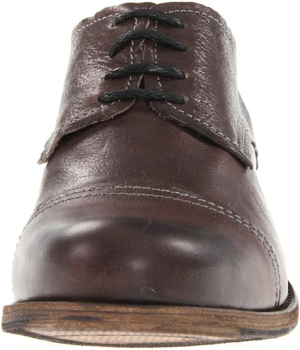Frye Mens Johnny Oxford Charcoal - 84565