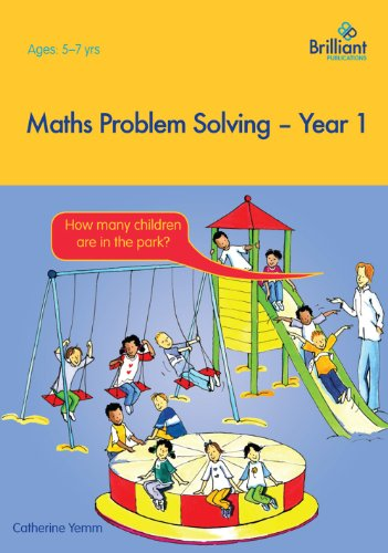 Maths Problem Solving Year 1 Catherine Yemm border=